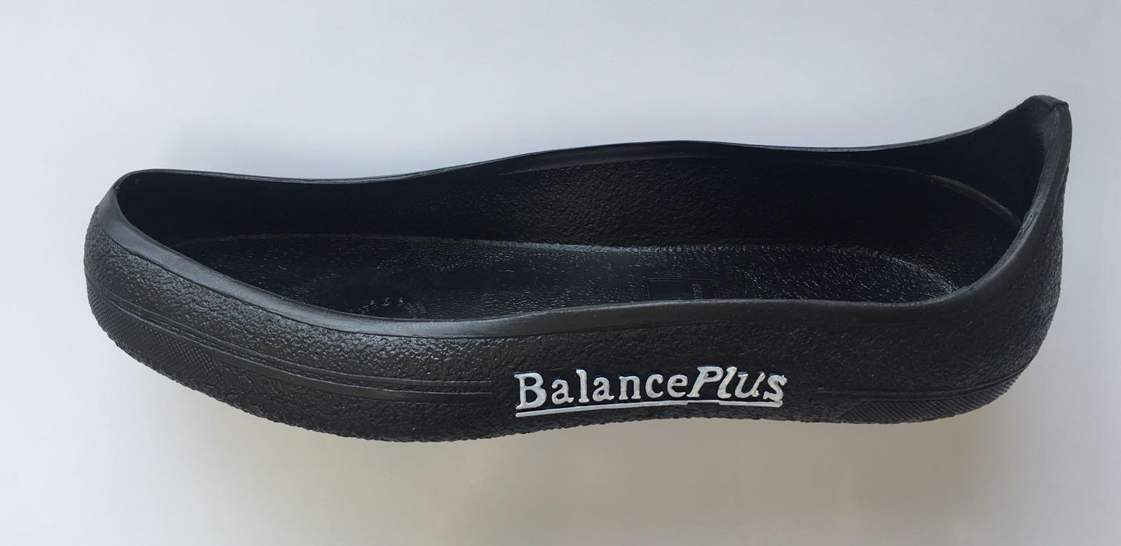 Balanceplus Black Anti Slider Unifoot Xxl Wagners